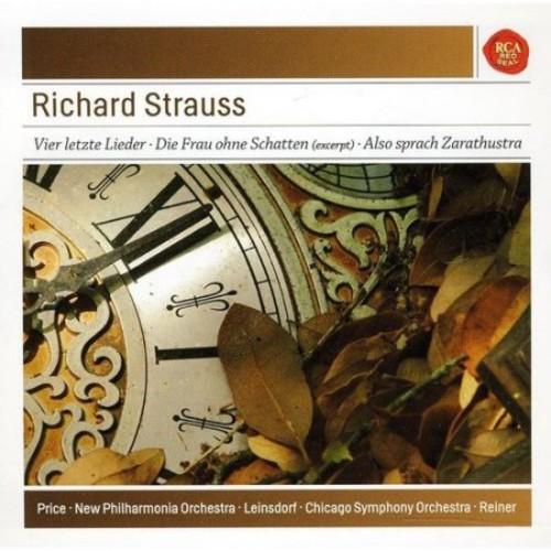 Strauss: Four Last Songs; Die Frau ohne Schatten; Also sprach Zarathustra, Op. 30