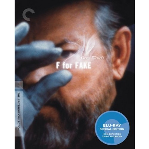 F for Fake (Criterion Collection) (Blu-ray)