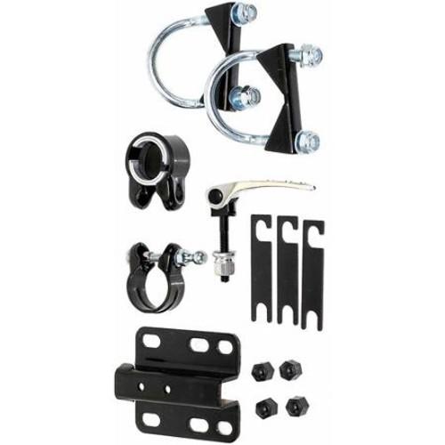 Trail-Gator Spare receiver Kit Headtube Attachment