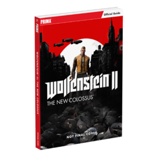 Wolfenstein II: The New Colossus Official Strategy Guide