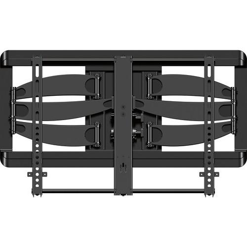 Sanus - Premium Series Full-Motion TV Wall Mount for Most 42