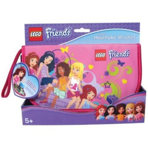 Lego Friends Heartlake Wristlet, Case of 6 (RKBM4232)