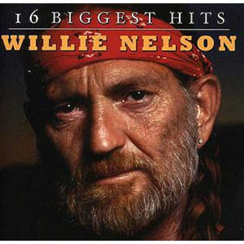 16 Biggest Hits By Willie Nelson (Audio CD)
