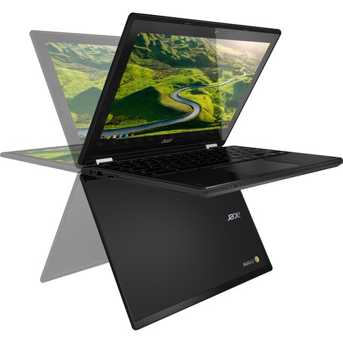 Acer NXG55AA003TDISN C738T-C5R6 Celeron N3150 1.6G 4GB 32GB 11.6 inch Touch WL Chrome Os