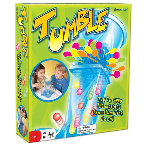 Pressman Toy Tumble Game