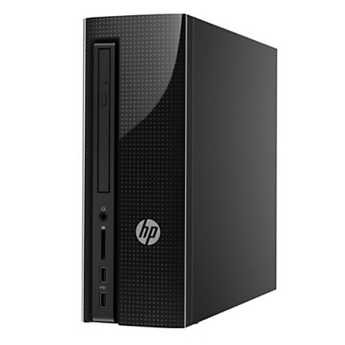 HP Slimline Desktop PC, AMD A9, 8GB Memory, 1TB Hard Drive, Windows 10 Home, 270-a016