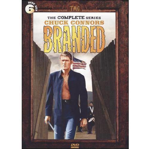 Branded: The Complete Series (Full Frame)