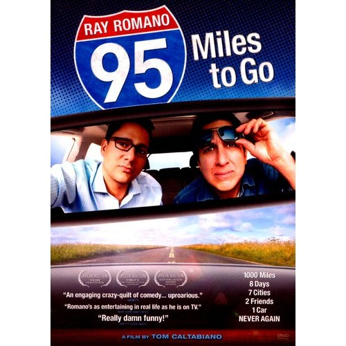 95 Miles to Go [DVD] [2006]