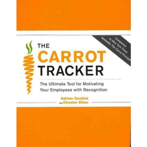 CHRONICLE BOOKS LLC The Carrot Tracker