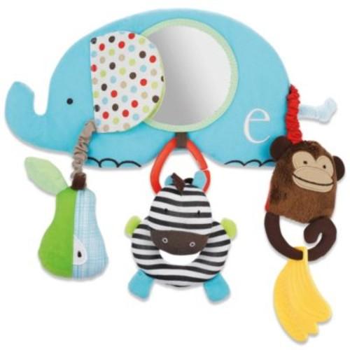 SKIP*HOP Alphabet Zoo Stroller Bar Activity Toy