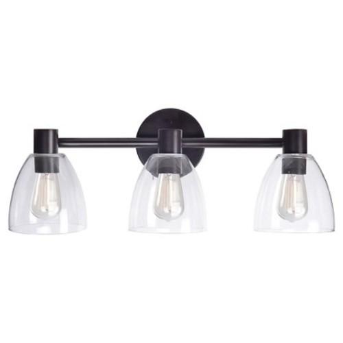 Kenroy Home Edis 3 Light Vanity Wall Lights