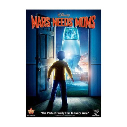 Mars Needs Moms - DVD