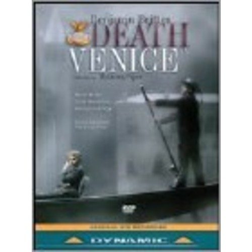 Death in Venice [DVD] [2008]