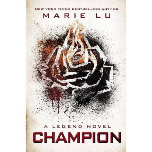 Champion (Hardcover) by Marie Lu