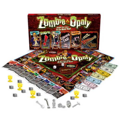 e For The Sky 'Bug-Opoly' Board Game