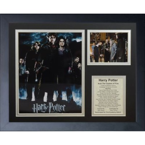 Legends Never Die Harry Potter and the Goblet of Fire Framed Memorabilia