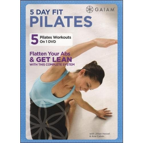 5 Day Fit Pilates [DVD] [2009]