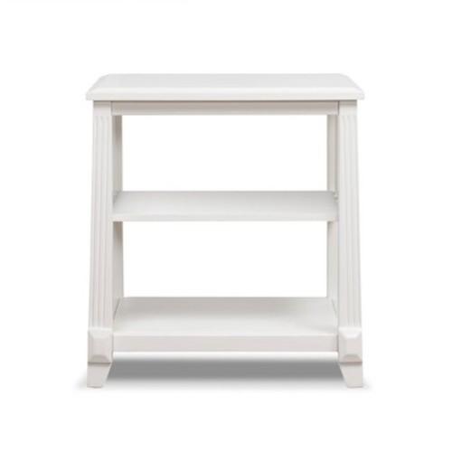 Sorelle Berkley Nightstand - White