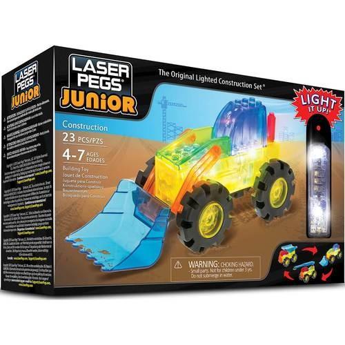 LASER PEGS - 3-in-1 Junior Construction Set