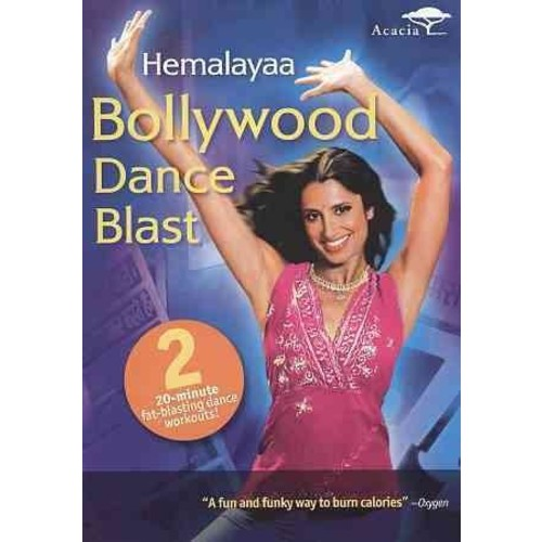 Hemalayaa: Bollywood Dance Blast (DVD)