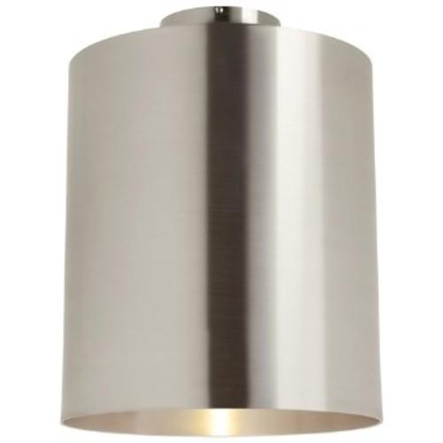 Hutch LED Flushmount [Light Output : High Output 120-277V; Finish : Brushed Aluminum]