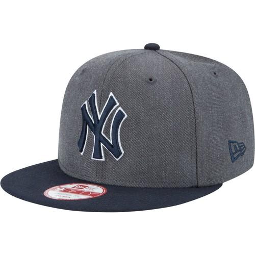 Era Men's New York Yankees 9Fifty Grey Adjustable Hat