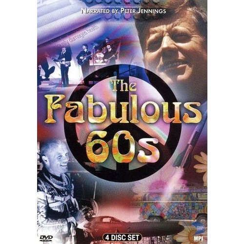 The Fabulous Sixties [4 Discs] [DVD]