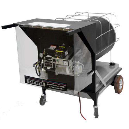 Omni 150,000 BTU Portable Waste Oil Heater