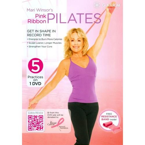 Mari Winsor's Pink Ribbon Pilates [DVD] [2013]