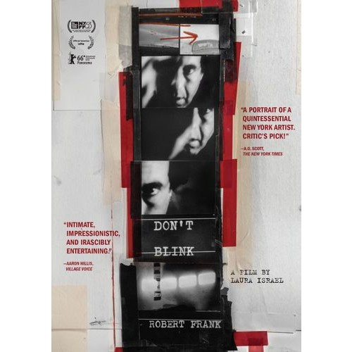 Don't Blink: Robert Frank [DVD] [2015]
