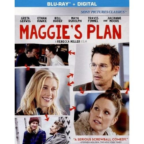 Maggie's Plan [Includes Digital Copy] [UltraViolet] [Blu-ray] [2015]