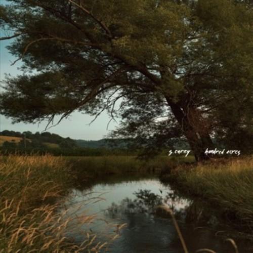 S. Carey - Hundred Acres (Green) (Vinyl)