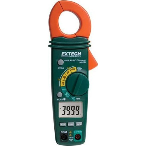 Extech MA220 Compact Clamp Meter [Clamp meter]