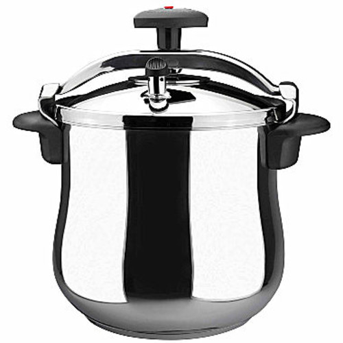 Star B Stainless Steel Fast Pressure Cooker 1OPSTABO10