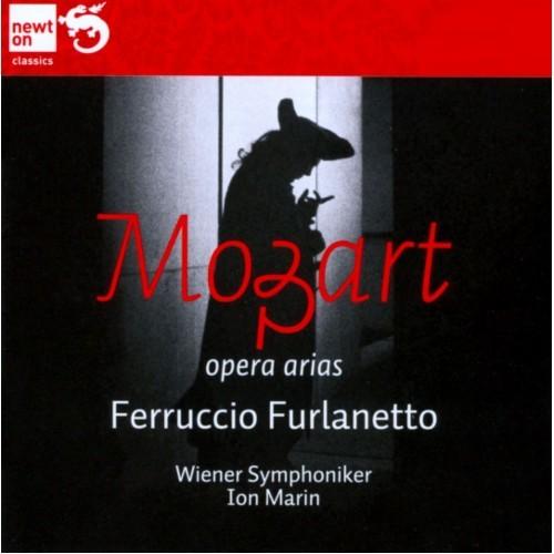 Mozart: Opera Arias [CD]