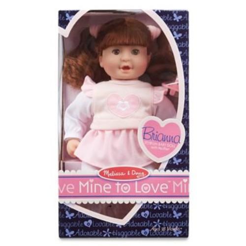 Melissa&Doug Brianna 12-in Baby Doll