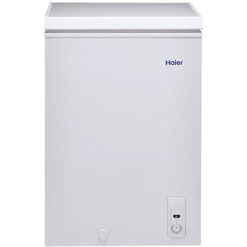 Haier - 3.5 Cu. Ft. Chest Freezer - White