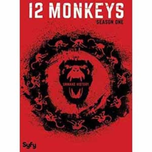 12 Monkeys: Season One [3 Discs]