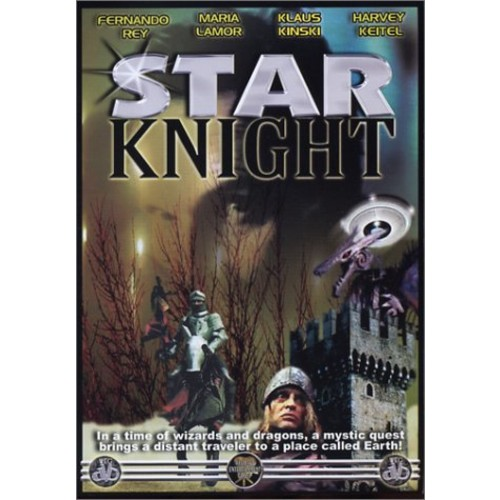 Star Knight (El Caballero del Dragn): Fernando Rey, Klaus Kinski, Harvey Keitel, Maria Lamor, Fernando Colomo: Movies & TV
