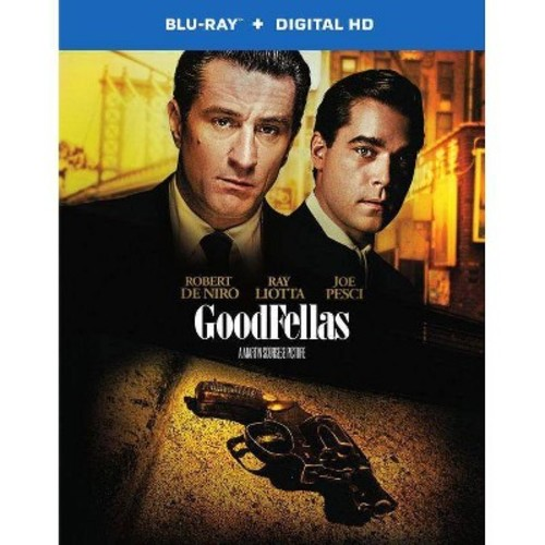 GoodFellas [25th Anniversary] [2 Discs] [With Book] [Blu-ray] [1990]