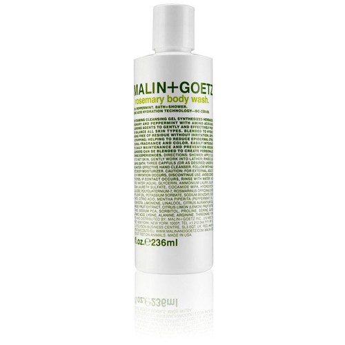 Malin + Goetz Body Wash - Rosemary - 8 oz