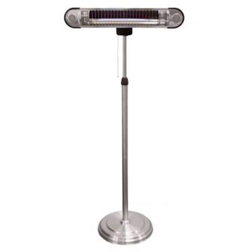 AZ Patio Heaters 1,500-Watt Adjustable Infrared Heat Lamp Electric Patio Heater