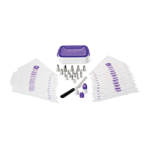 Wilton 46-Piece Deluxe Cake Decorating Set