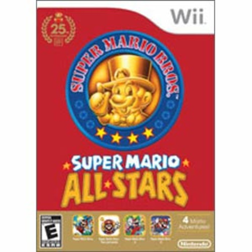 Nintendo Super Mario All Stars - Wii