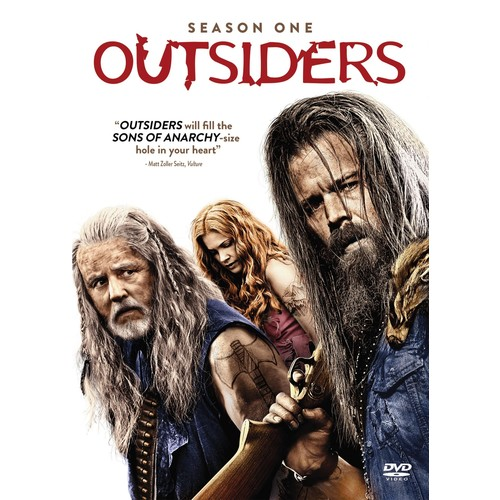 Outsiders: Season One [4 Discs] [DVD]