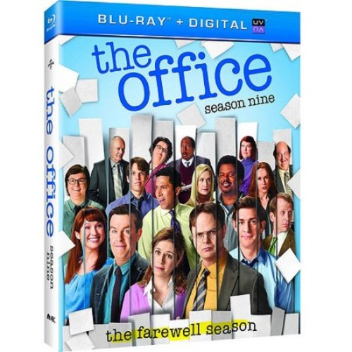 The Office: Season Nine [4 Discs] [Includes Digital Copy] [UltraViolet] [Blu-ray]