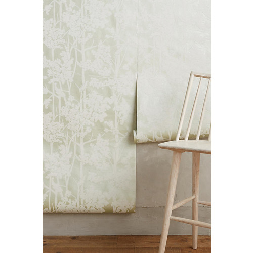 Candice Olson Anthropologie Sprouted Wallpaper