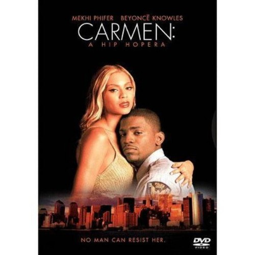 Carmen: a hip hopera (DVD)