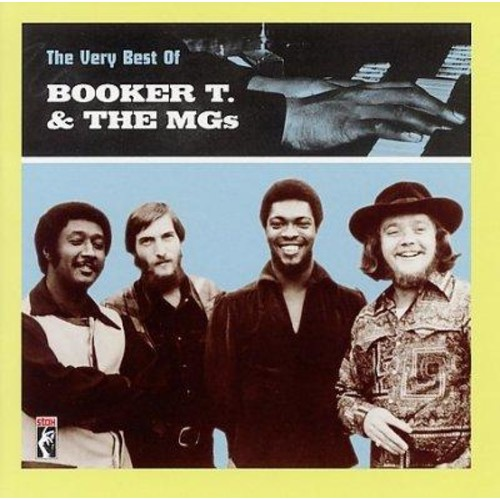 Booker T. & The MG's - The Very Best of Booker T. & The MG'S