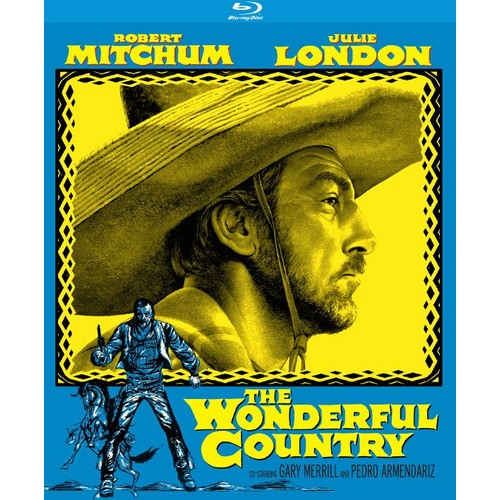The Wonderful Country [Blu-ray] [1959]